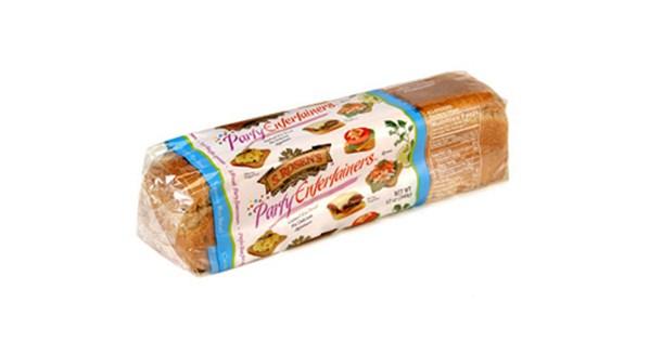 Rosen's Rye Bread, Cocktail Rye Bread, Caraway, 12 oz. loaf