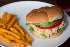 Chipotle Tuna Salad Sandwich